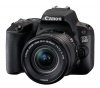 Фотоаппарат цифровой Canon EOS 200D Kit 18-55 IS STM Black